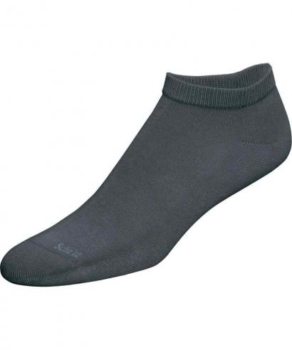 Chaussettes bambou pieds sensibles Schuzz mini noir